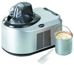 gelatiere con compressore